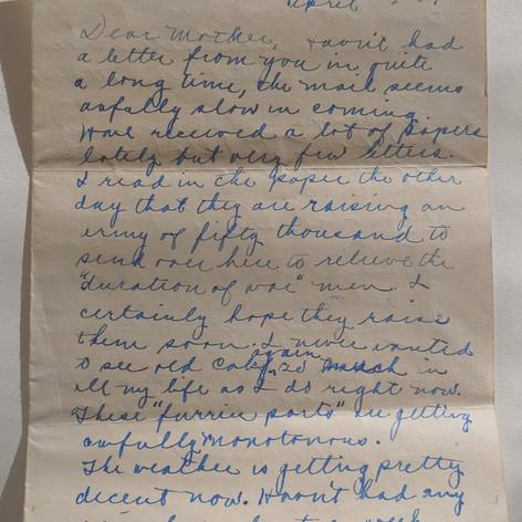 April 6 1919