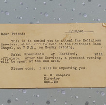 August 13, 1943