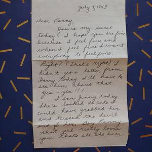 July 9, 1943.