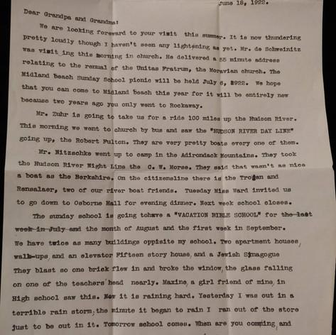 June 18, 1922