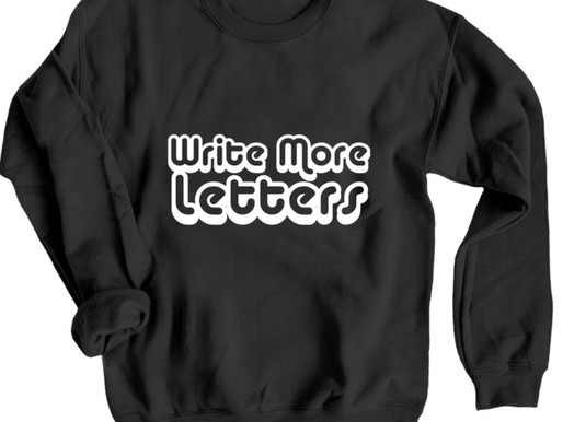 'Write More Letters' Project F.A.Q.