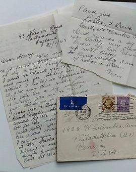 Vinatge letter and envelope form 1940's.jpg