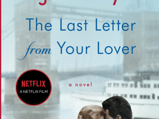 """Books About Letters: """"The Last Letter from Your Lover"""""""