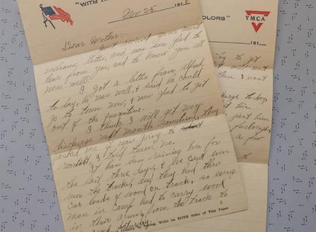 November 25, 1918.