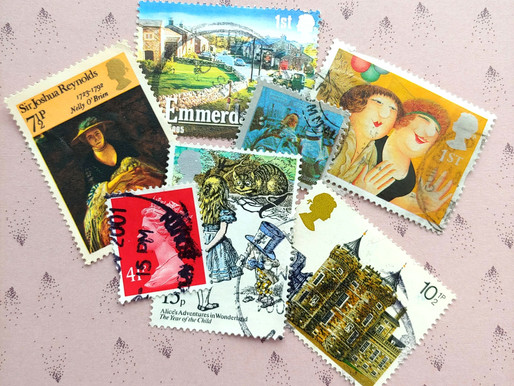 Stamps that Stand Out!