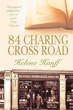 """Books About Letters: """"84 Charing Cross Road"""""""