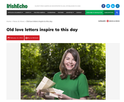 Old love letters inspire to this day