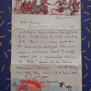 July 20, 1943.