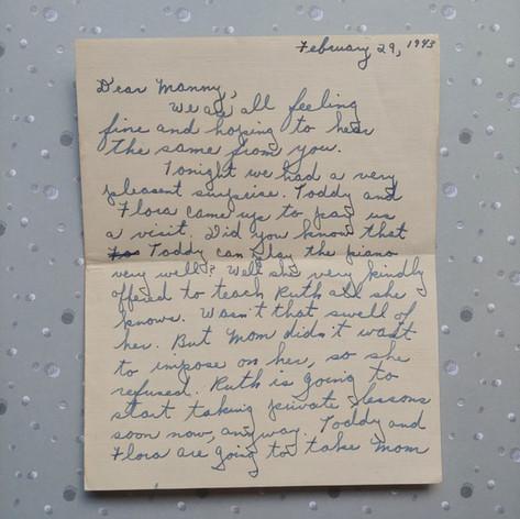 February 29, 1943