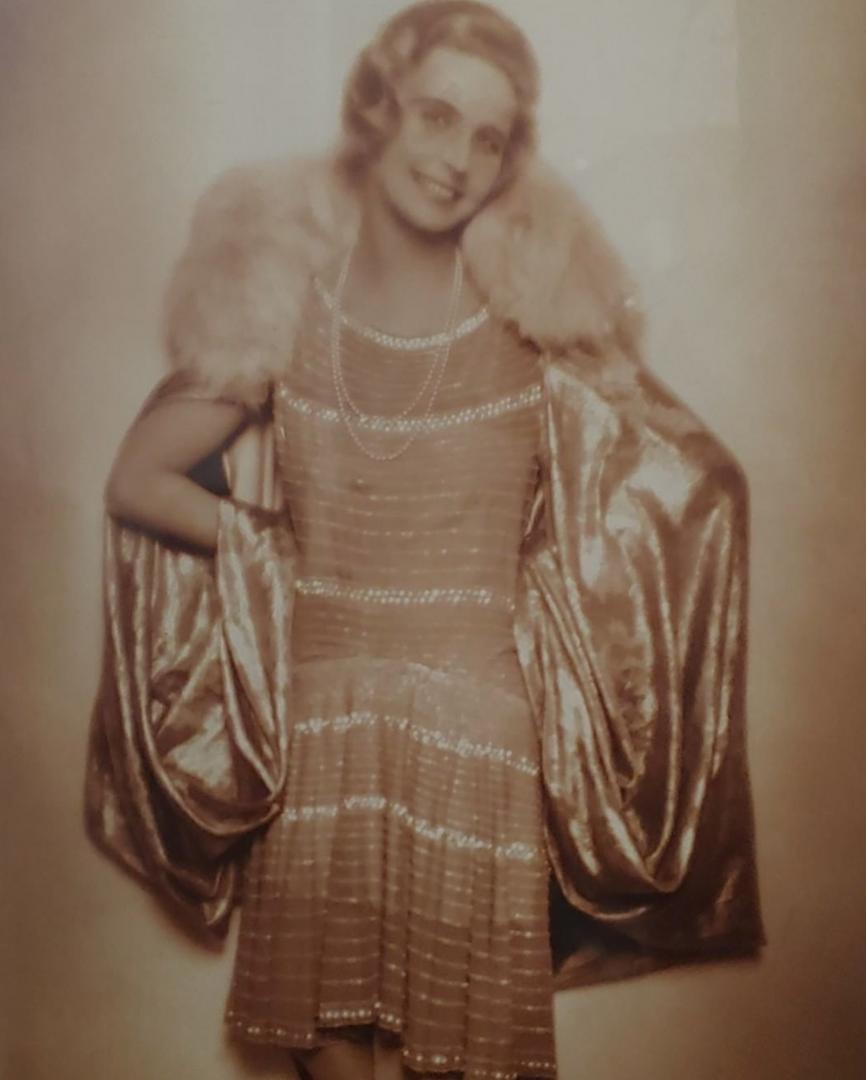 Hilda Wymetal