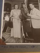 Charlotte & Family, 1949