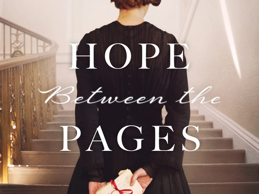 """Books About Letters: """"Hope Between the Pages"""""""