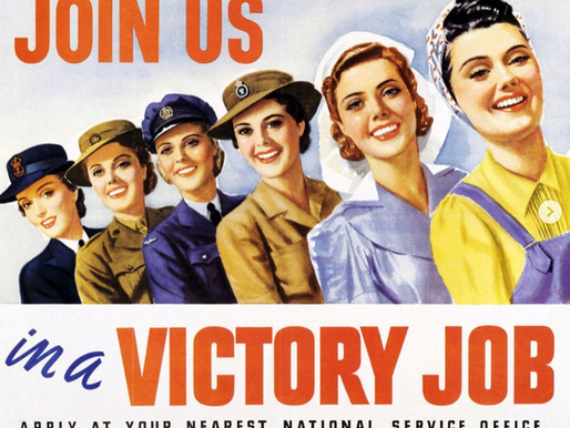 "Guest Blog: ""How to Support the National Memorial to Women Who Worked on the Homefront"""