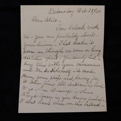 October 13, 1920