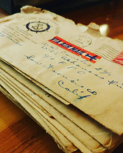 Coming to Flea Market Love Letters (even