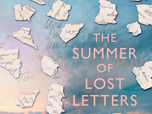 """Books About Letters: """"The Summer of Lost Letters"""""""