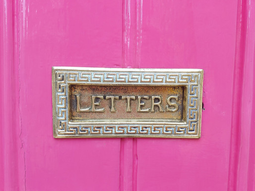 A Brief History of Letter Boxes.