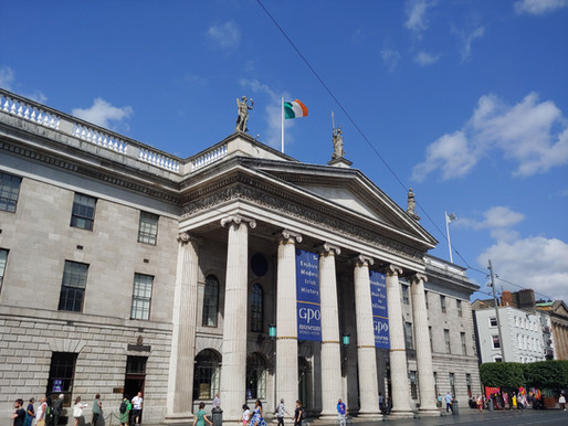 Living History & Letters: Our Visit to the GPO.