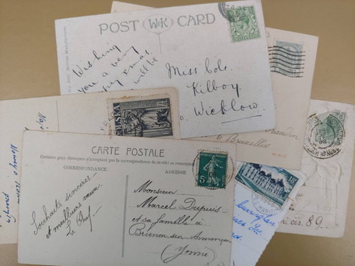 The History & Future of the Postcard.