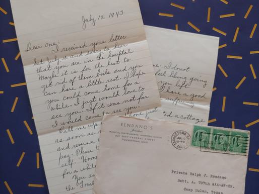 July 10, 1943.
