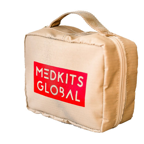 Traveller's First Aid Kit