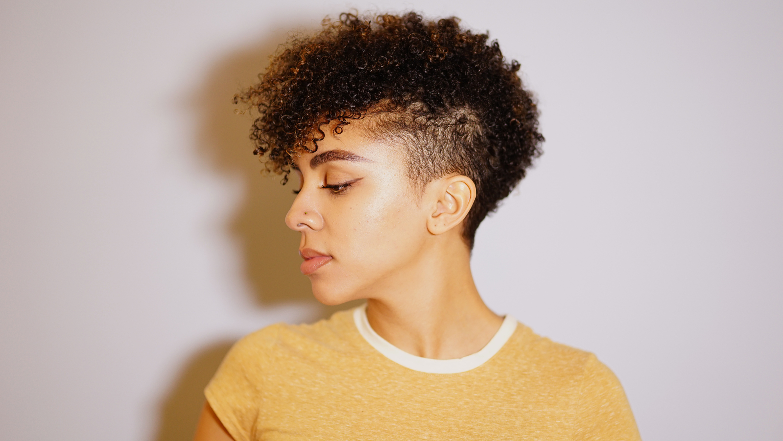 Curly Cut w/Cherish