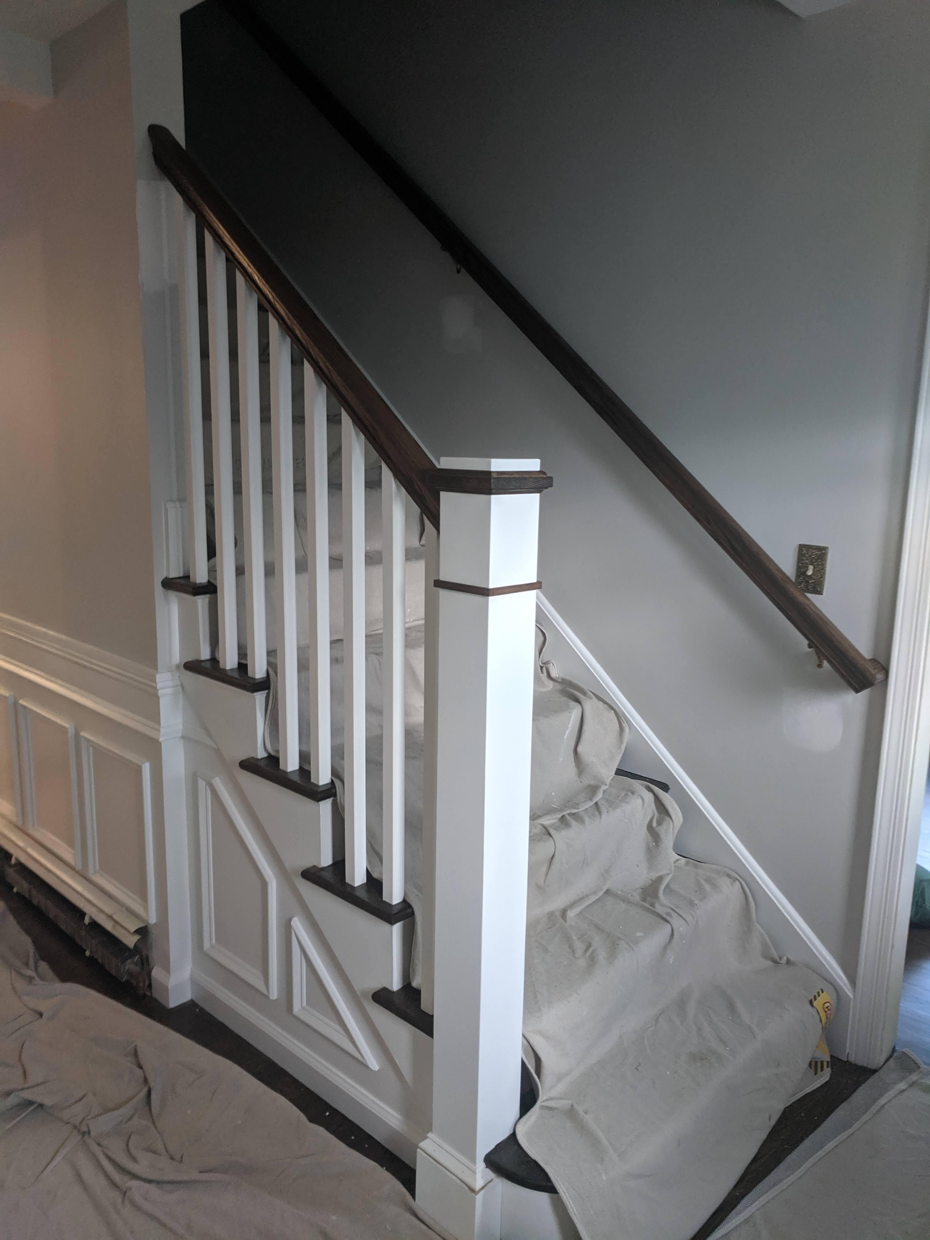 Savino railing
