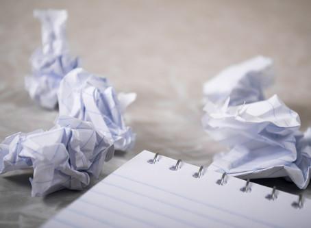 Writer's Block: Three Ways to Break Down the Wall