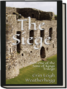 The Siege cover art (image: Amazon)