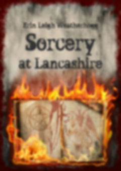 Sorcery at Lancashire cover art