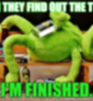 Imposter Kermit meme