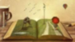 book in 3D