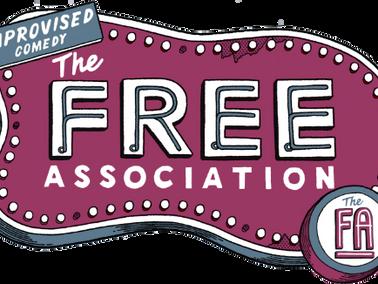 the free association - improv training
