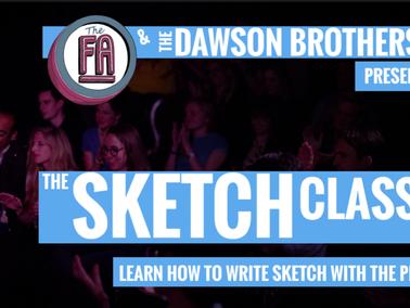 fa sketch writing course
