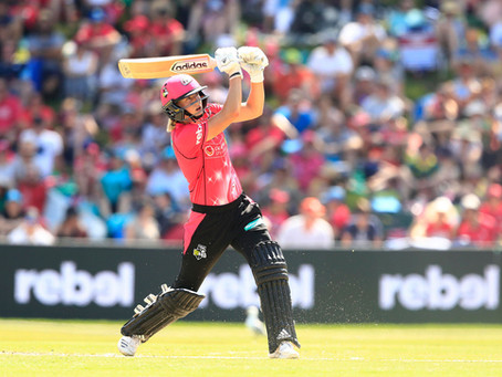 WBBL|04 sees a dominant season from Ellyse