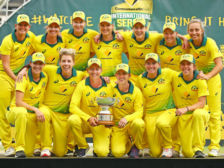 Ellyse leads the Southern Stars in three match ODI series sweep against NZ