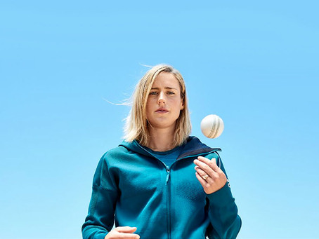 Ellyse features in new Adidas campaign to launch collection made from Parley Ocean Plastic