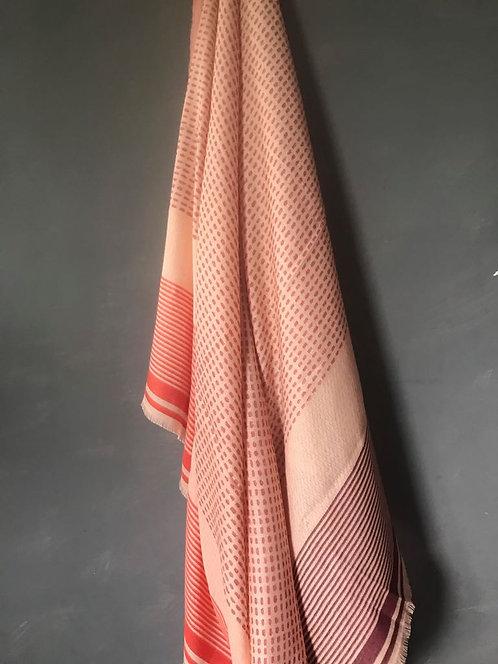 144/1 - Orange scarf