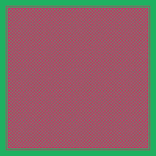 142/3 - Silk square scarf