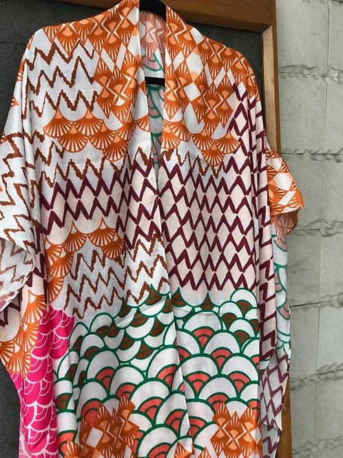 201/2 - Printed Kimono