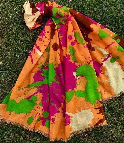 135/1 - Cotton scarf