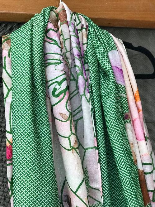 202/2 - Printed Kimono
