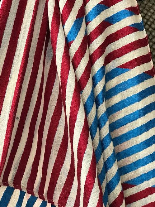 123/1 - Stripes scarf