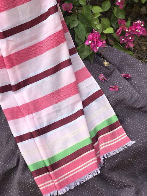 141/1 - Stripes scarf