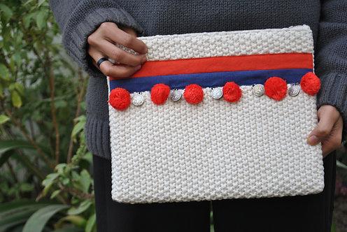 307/1 - Crochet bag