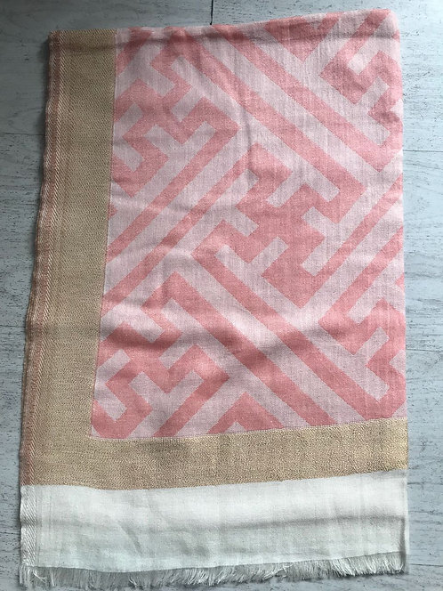 114/1 - Geometric scarf