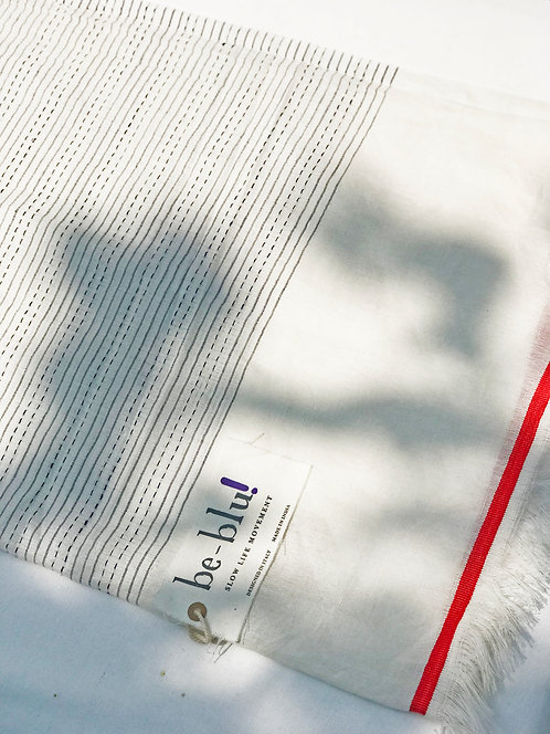 117/1 - Linen scarf
