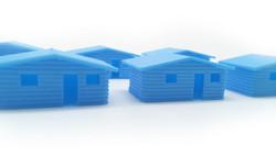 Maquete TETO impresso em 3D