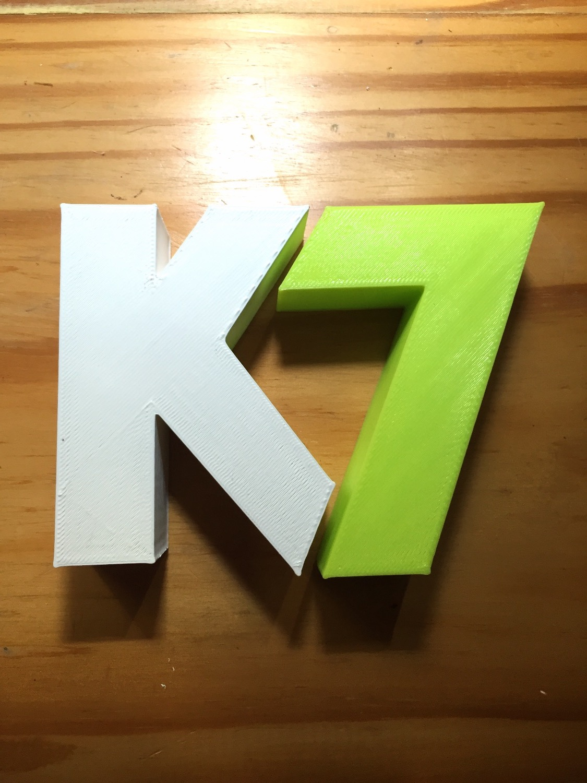 Logo K7