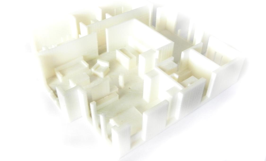 Impressão 3D Maquete